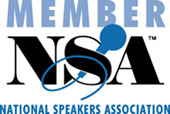 National Speakers Association Member